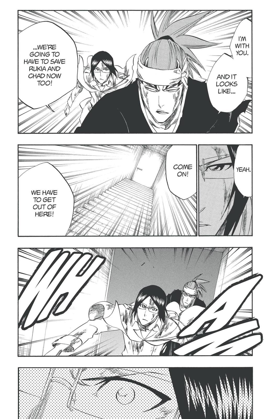 Bleach, Chapter 287 image 021