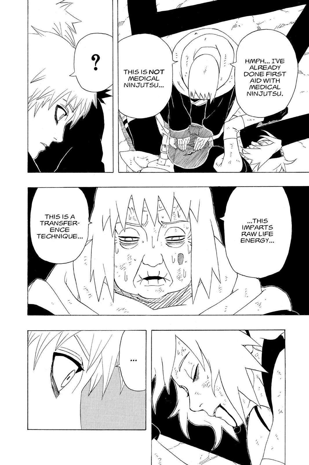 Naruto, Chapter 274 image 015