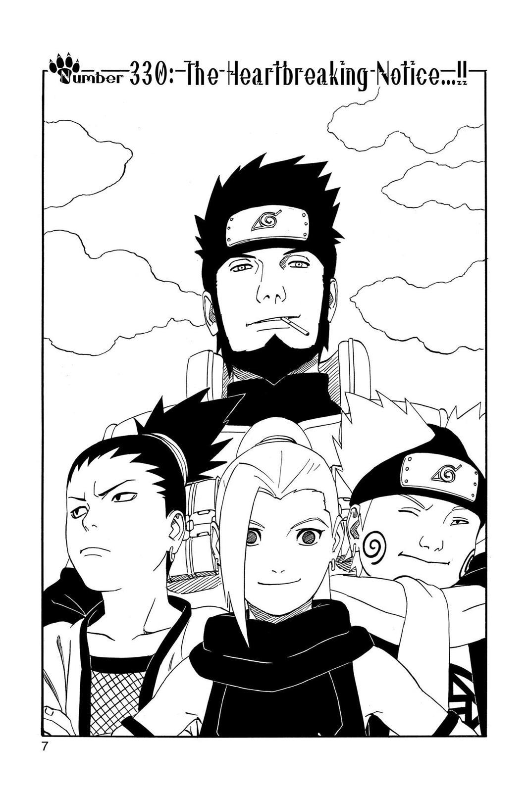 Naruto, Chapter 330 image 008
