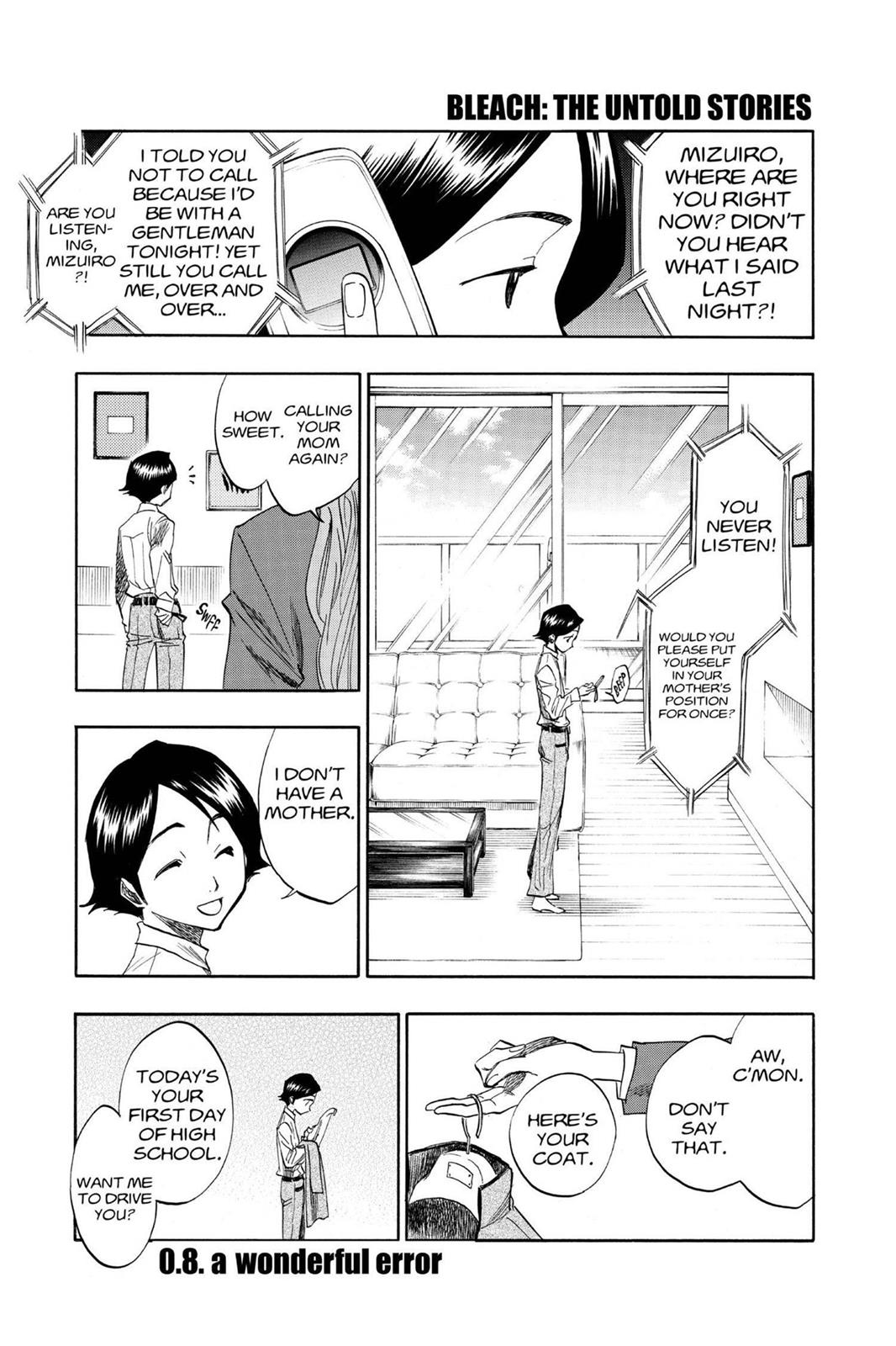 Bleach, Chapter 107.5 image 001