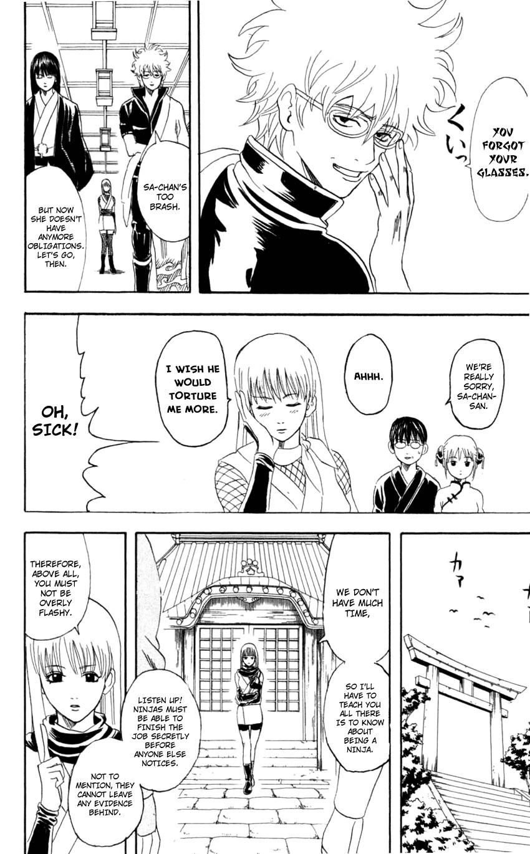 Gintama Chapter, 67 image 009