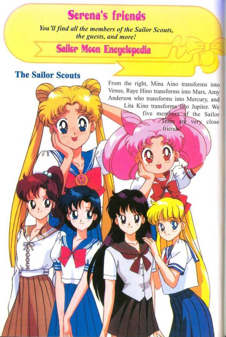 Sailor Moon, Cahpter 1.3 image 039