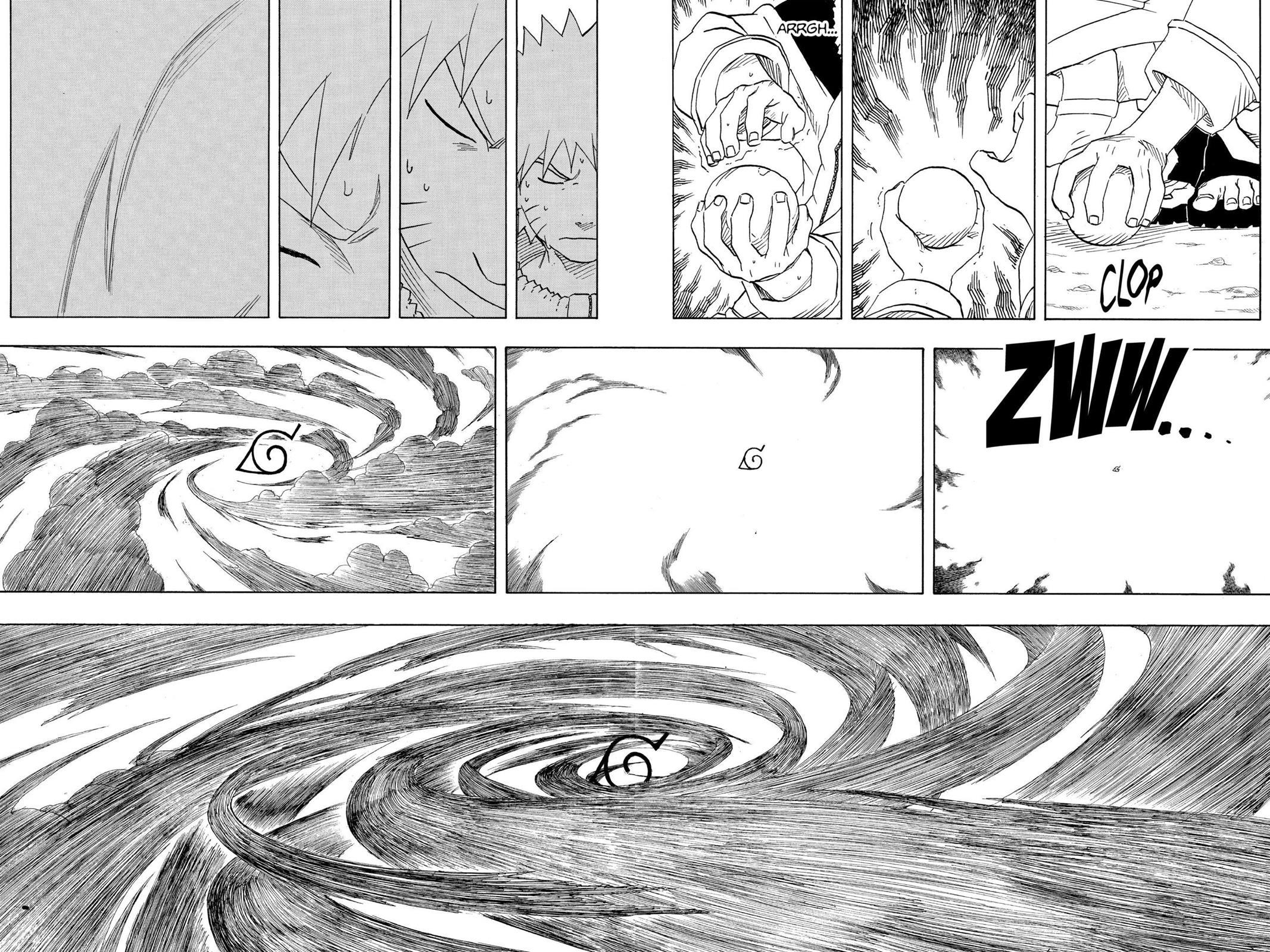 Naruto, Chapter 154 image 019