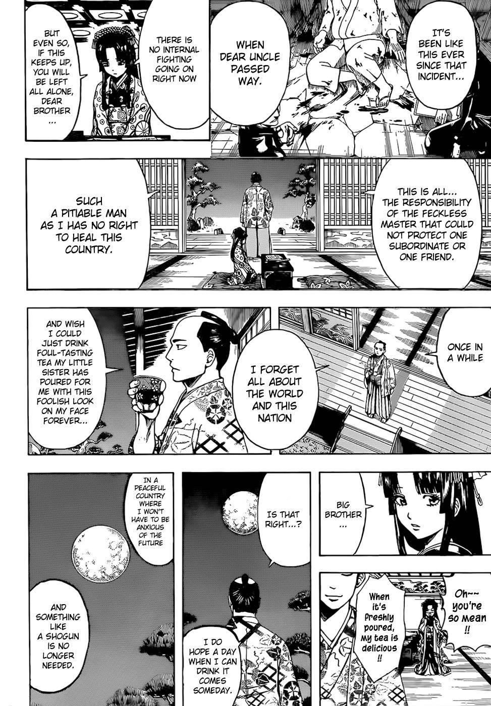 Gintama Chapter, 502 image 004