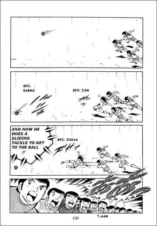 Captain Tsubasa, Chapter 32 image 029
