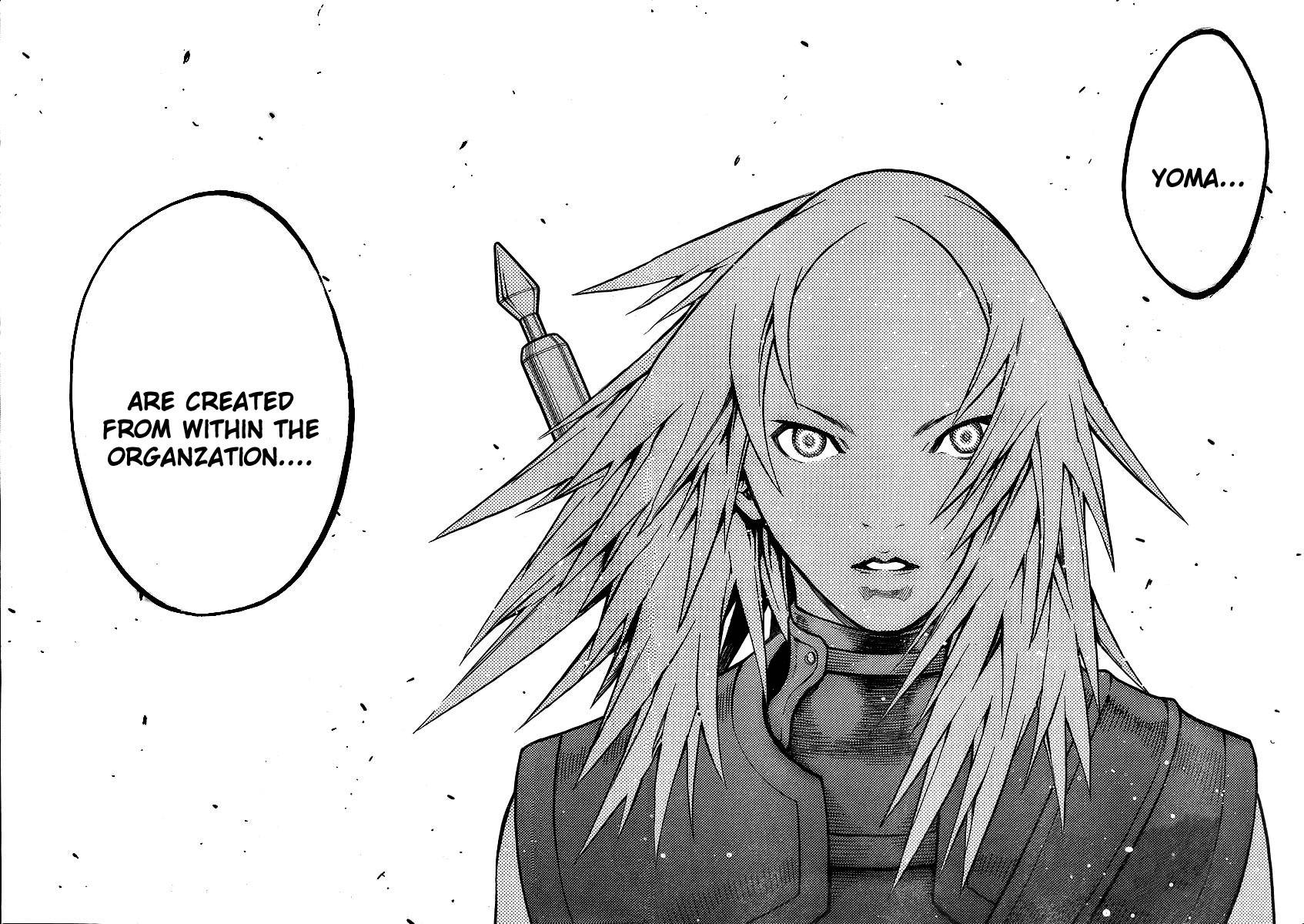Claymore, Chapter 79 image 016