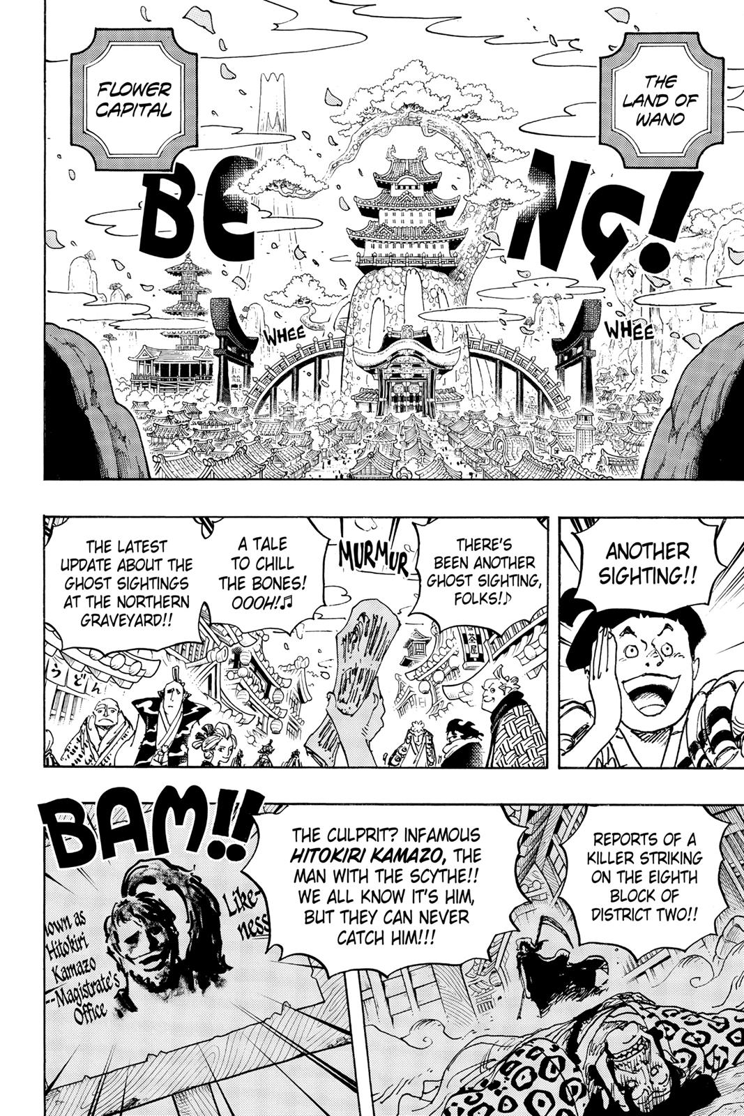 One Piece, Chapter 926 image 002
