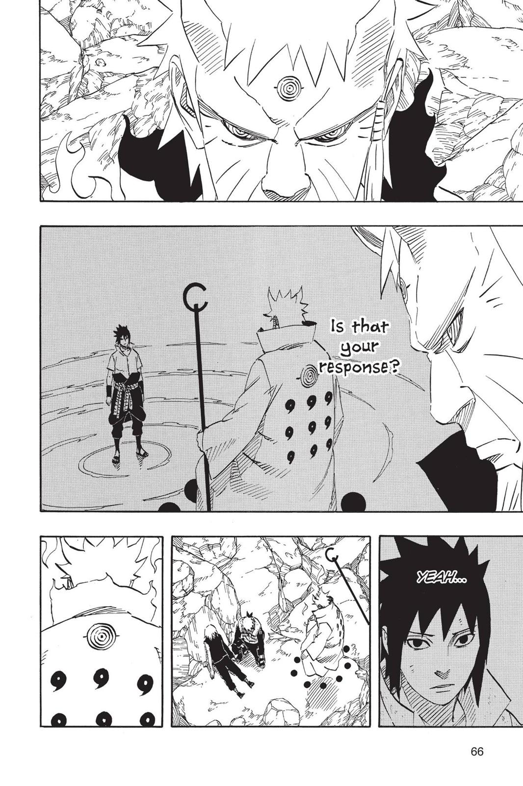Naruto, Chapter 694 image 006