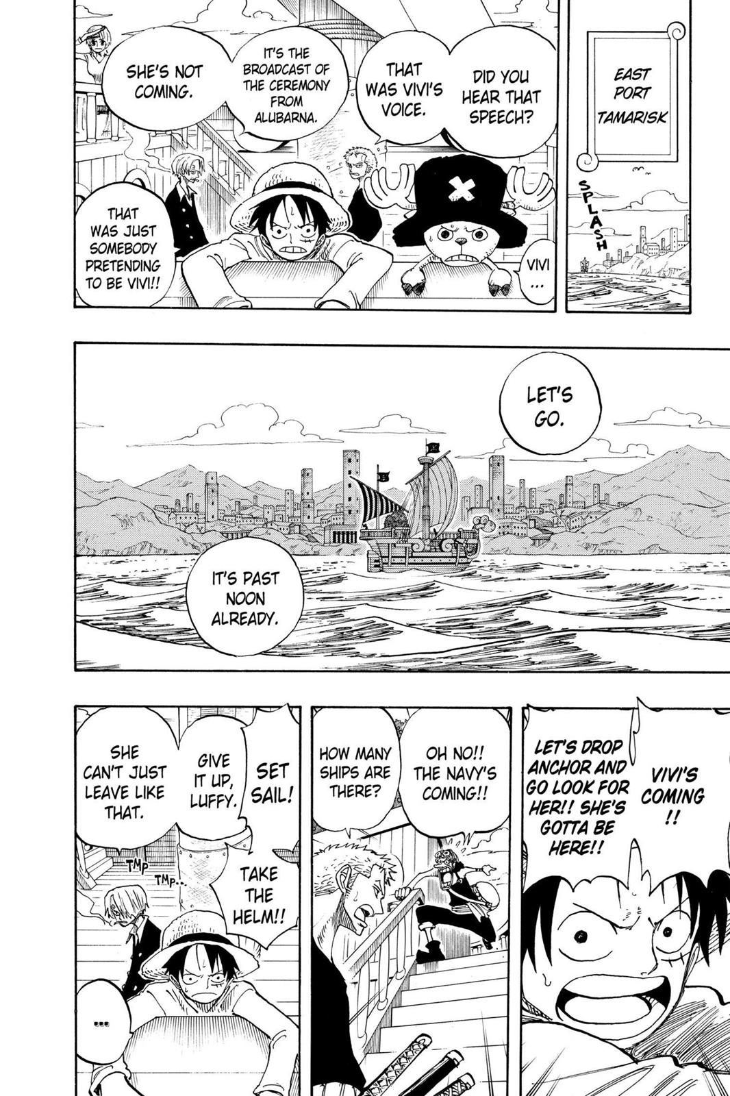 One Piece, Chapter 216 image 010