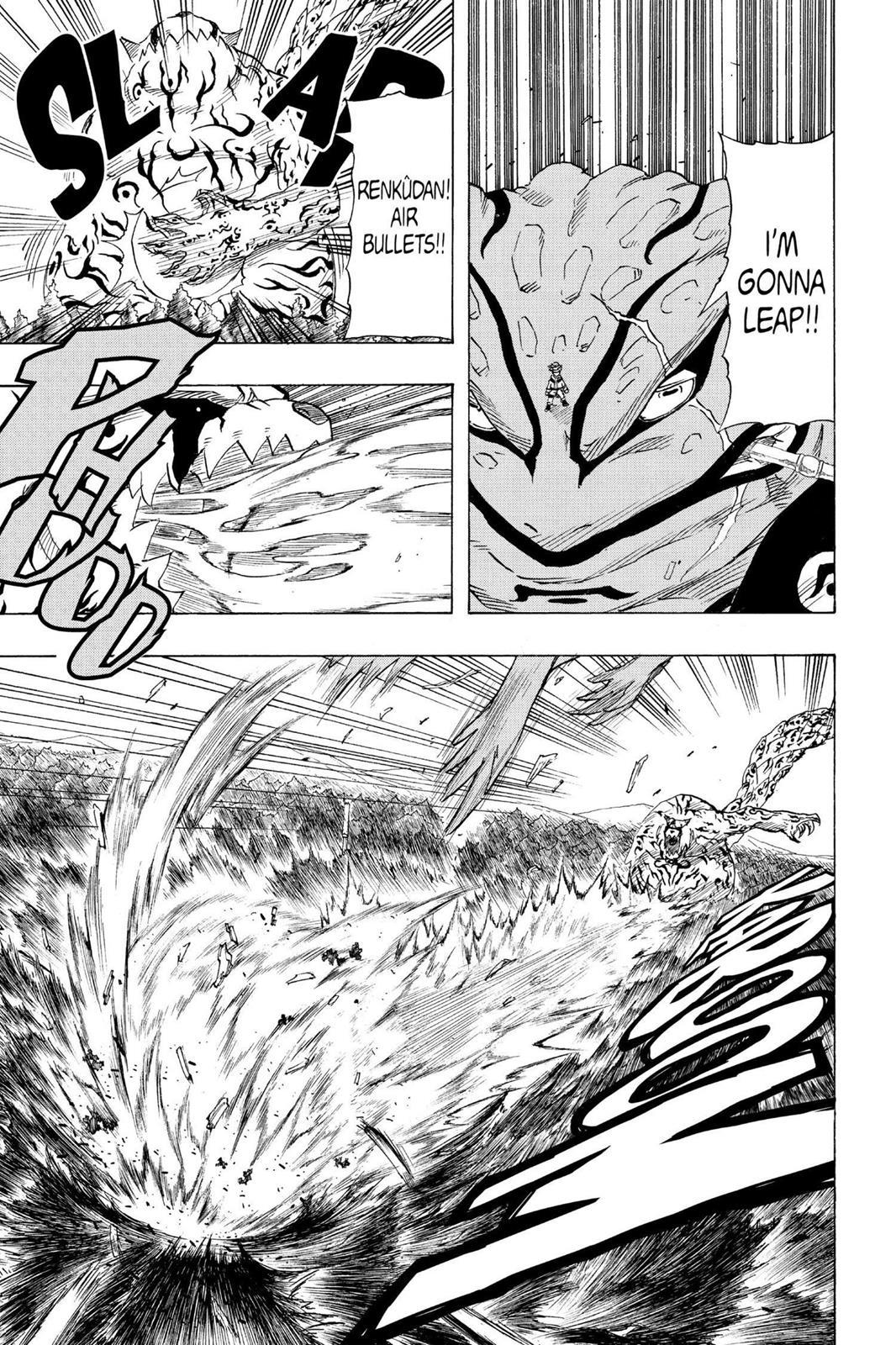 Naruto, Chapter 135 image 011