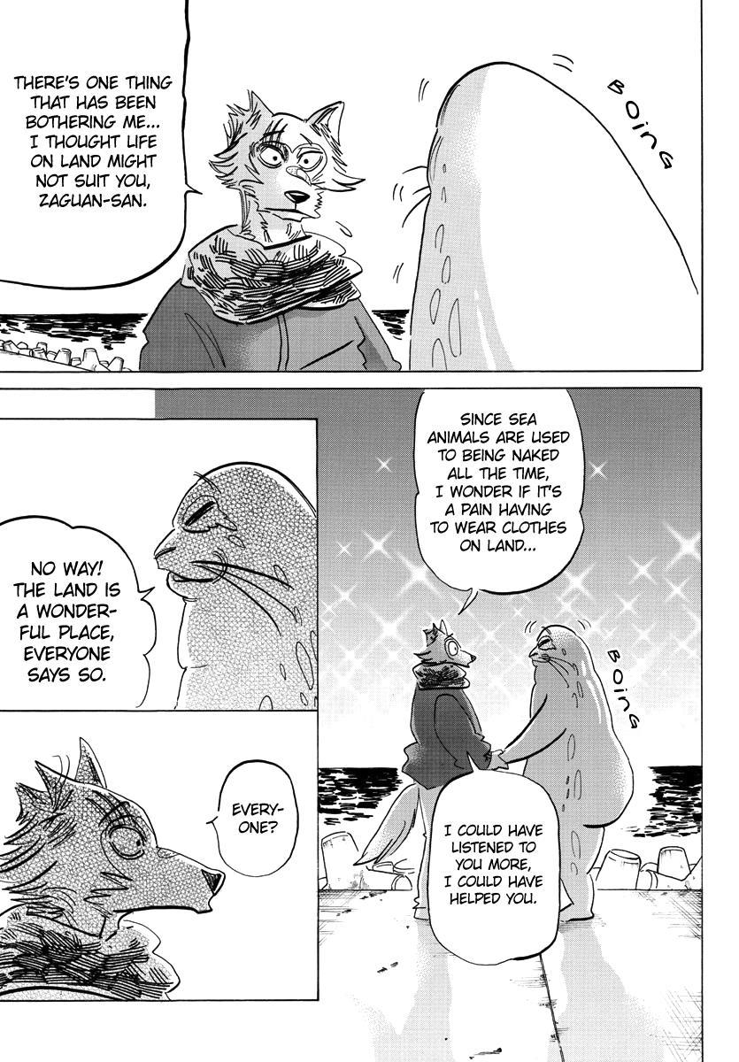 Beastars Manga, Chapter 193 image 007