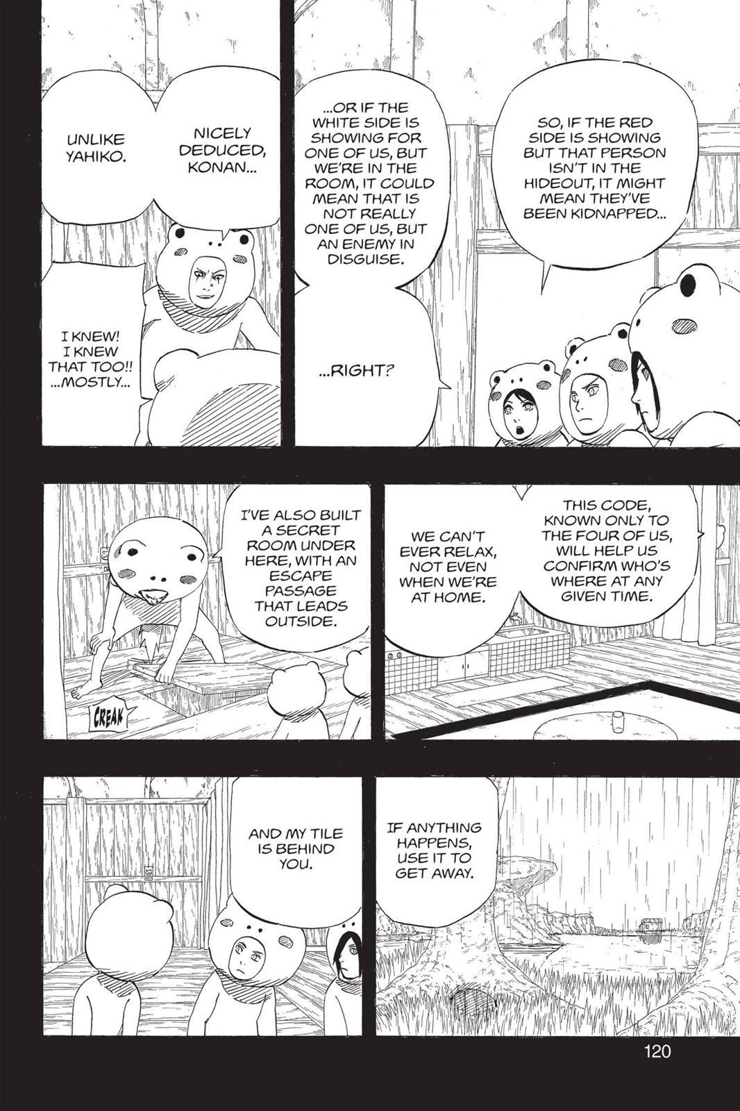 Naruto, Chapter 511 image 006