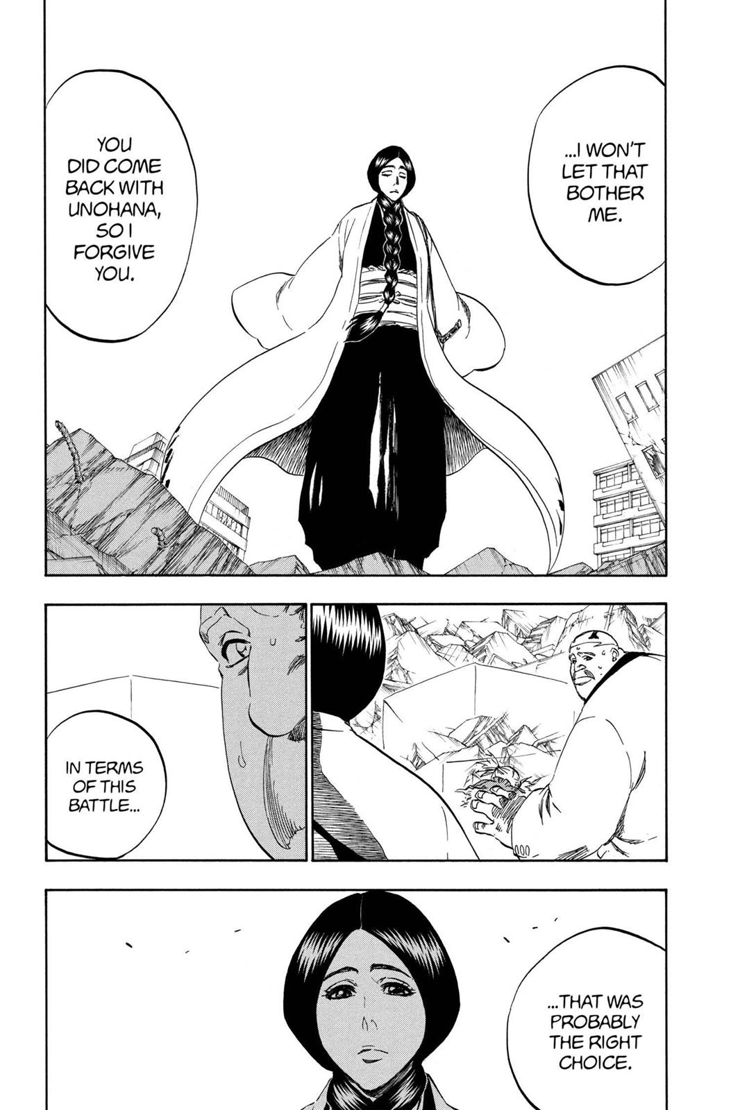 Bleach, Chapter 389 image 008