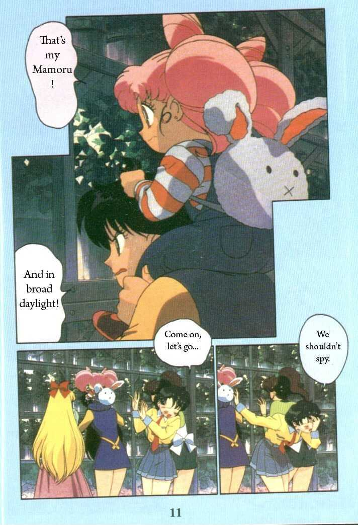 Sailor Moon, Cahpter 18 image 049