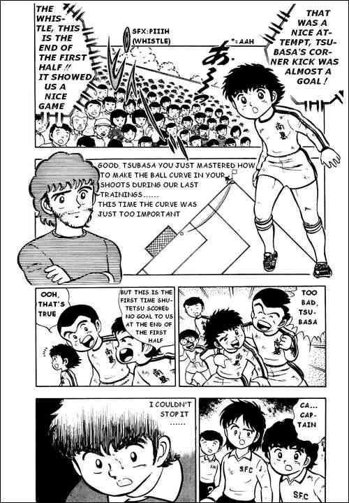 Captain Tsubasa, Chapter 5 image 037