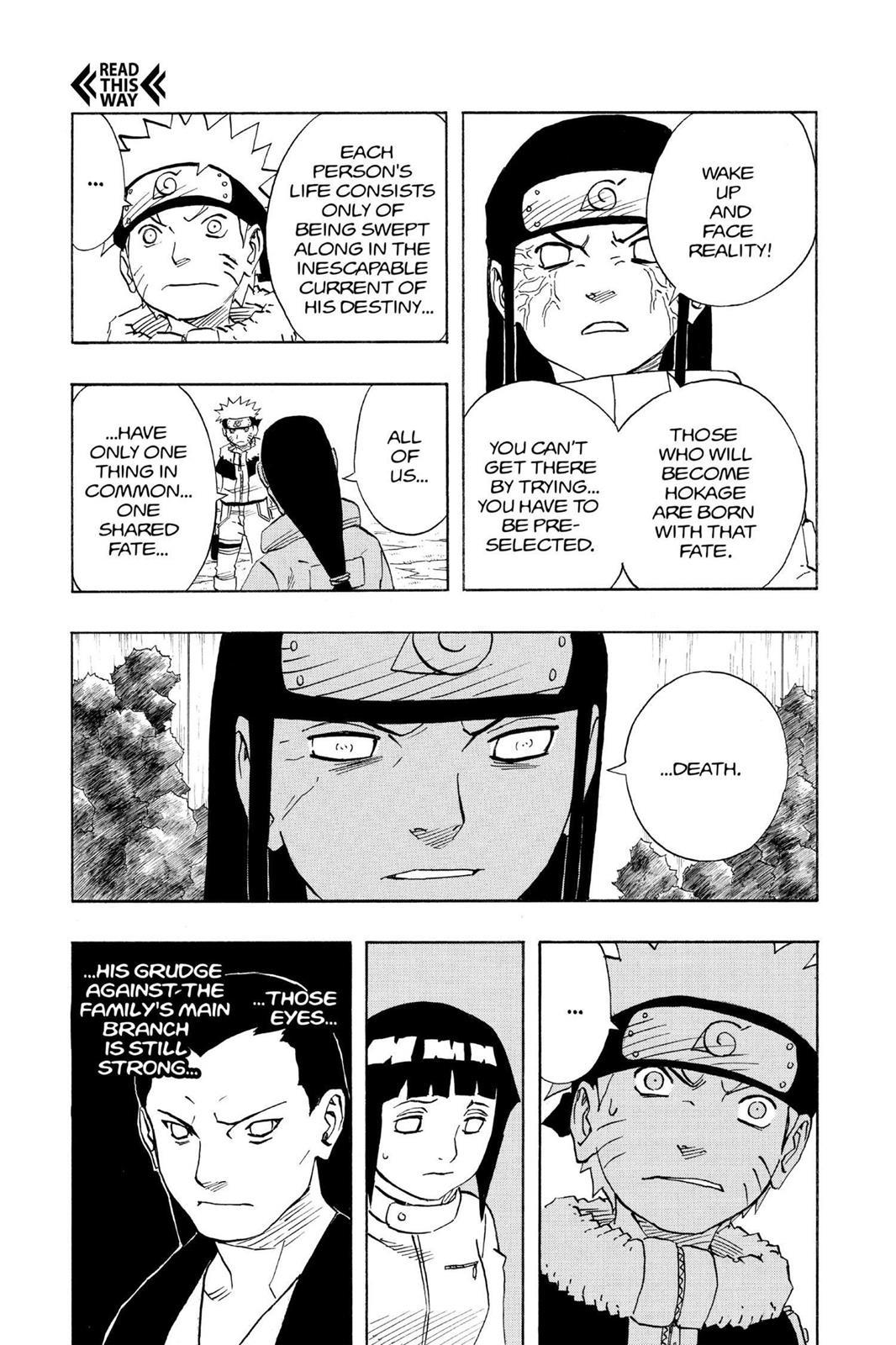 Naruto, Chapter 100 image 018