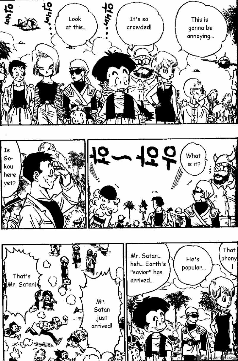 Dragon Ball, Chapter 431 image 007