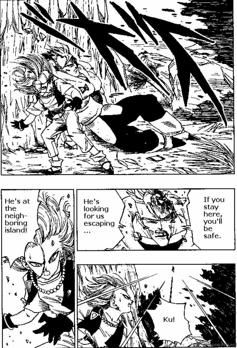 Dragon Ball, Chapter 376 image 009