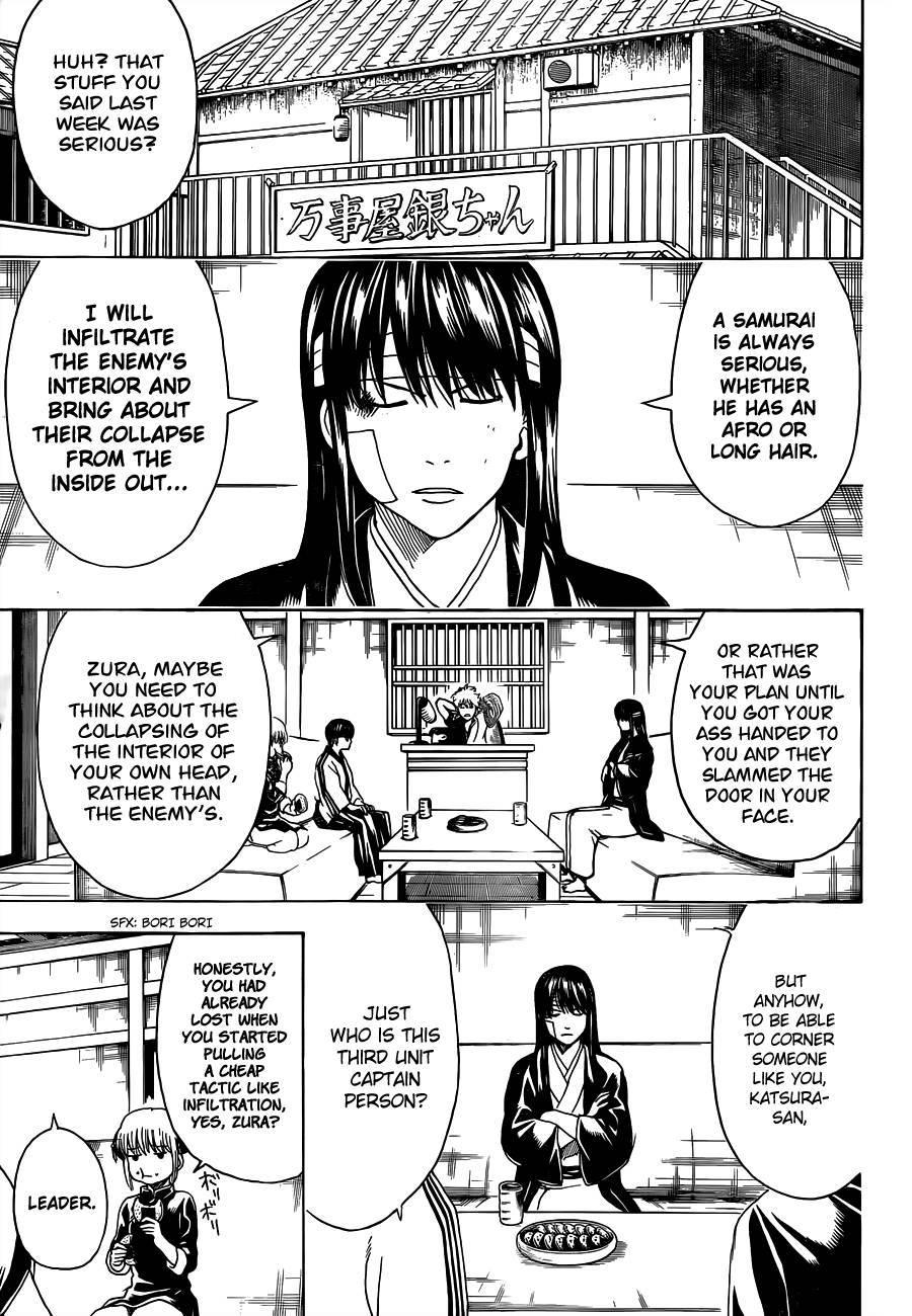 Gintama Chapter, 488 image 007