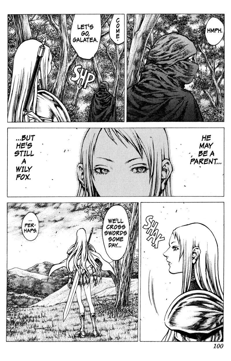 Claymore, Chapter 30 image 031