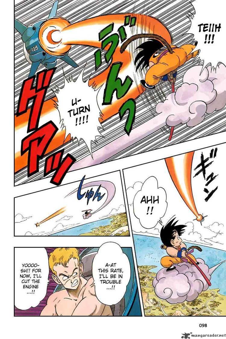 Dragon Ball, Chapter 81 image 010