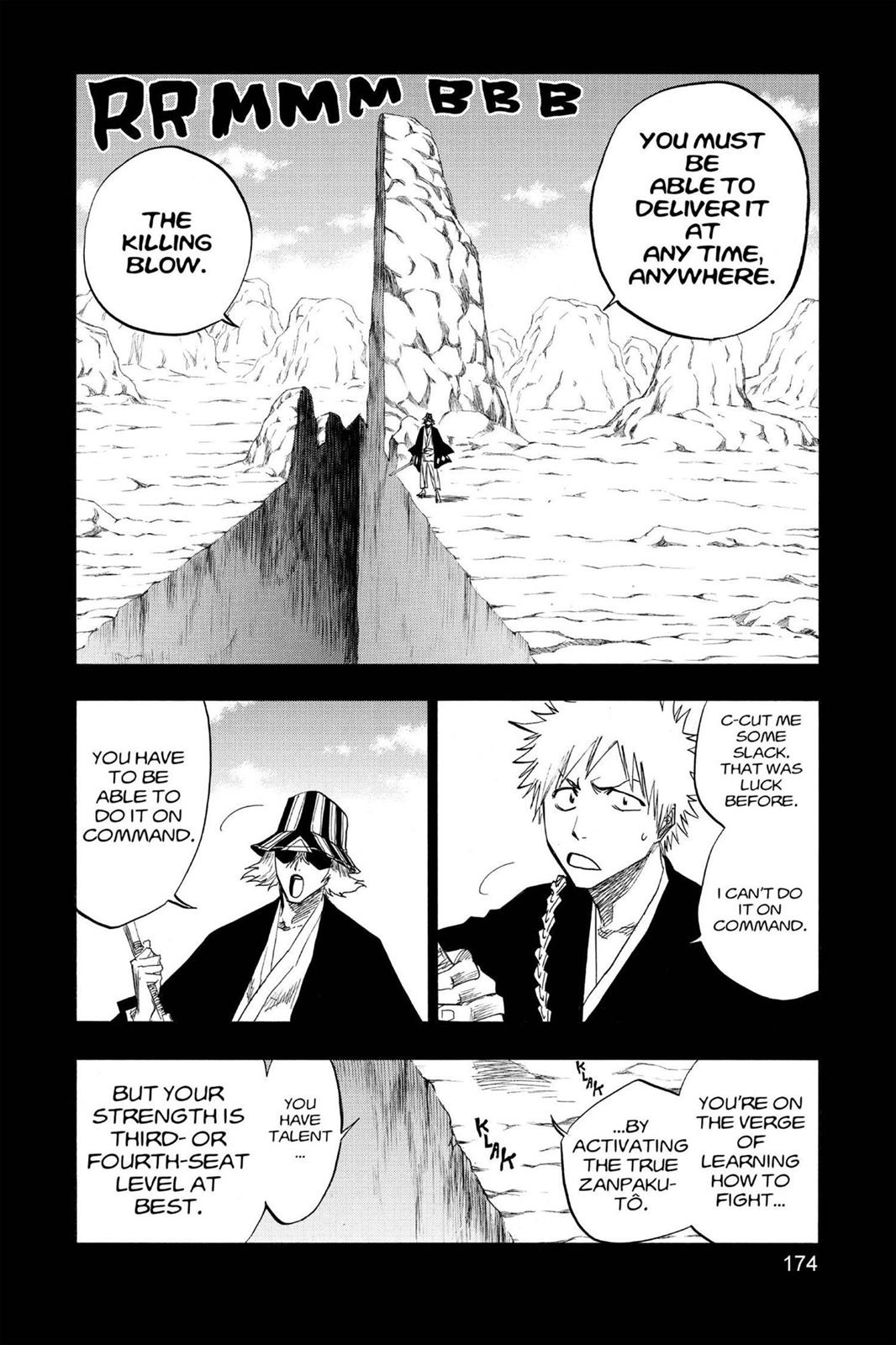 Bleach, Chapter 97 image 006