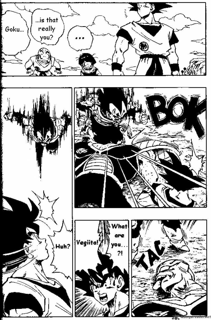 Dragon Ball, Chapter 282 image 012