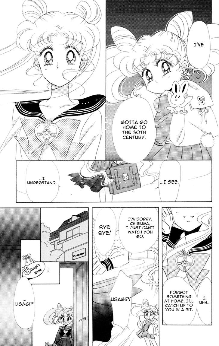 Sailor Moon, Cahpter 26 image 047