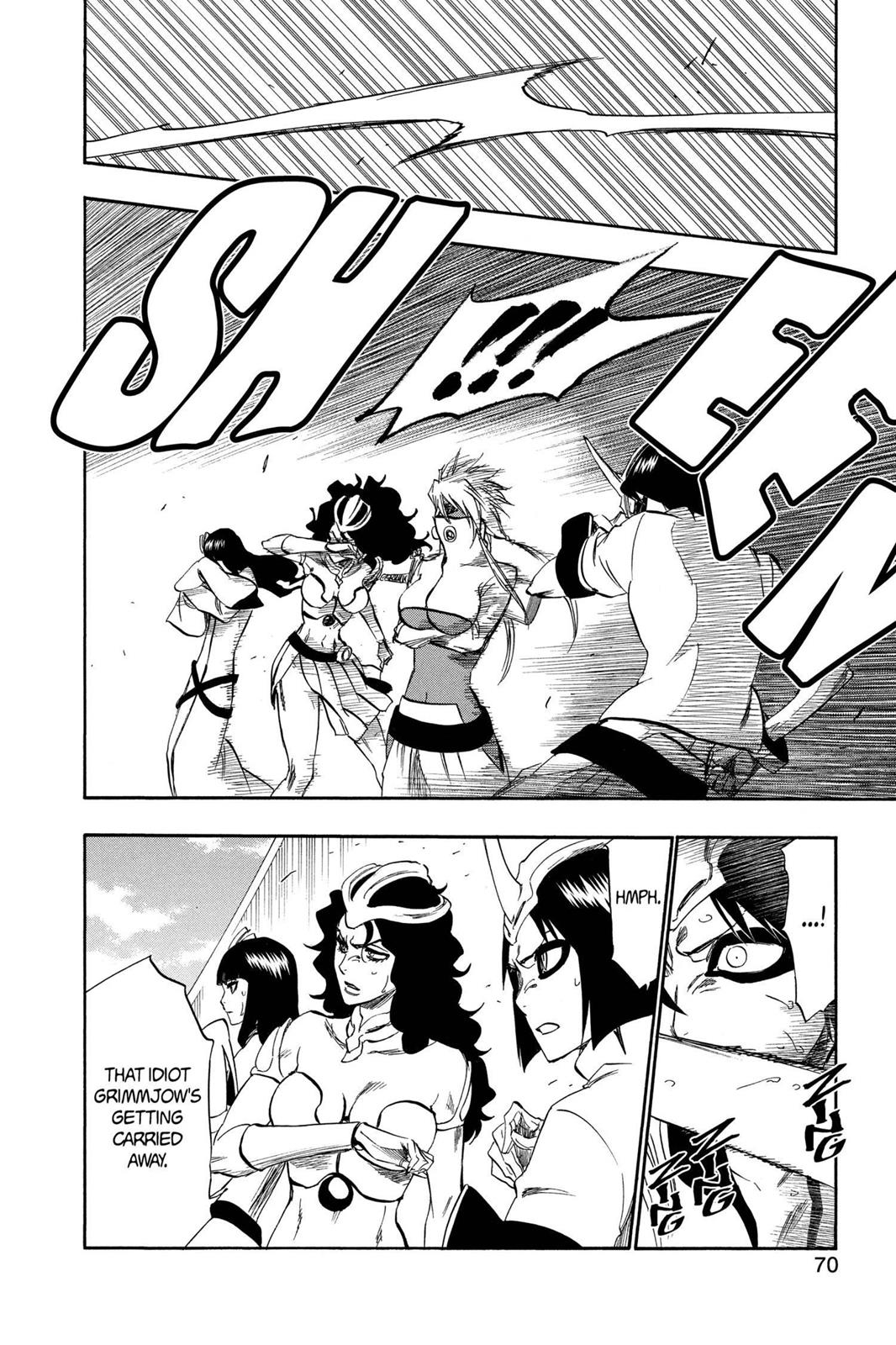 Bleach, Chapter 282 image 003