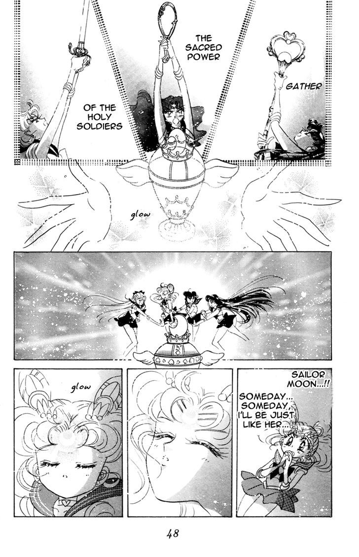 Sailor Moon, Cahpter 36 image 046