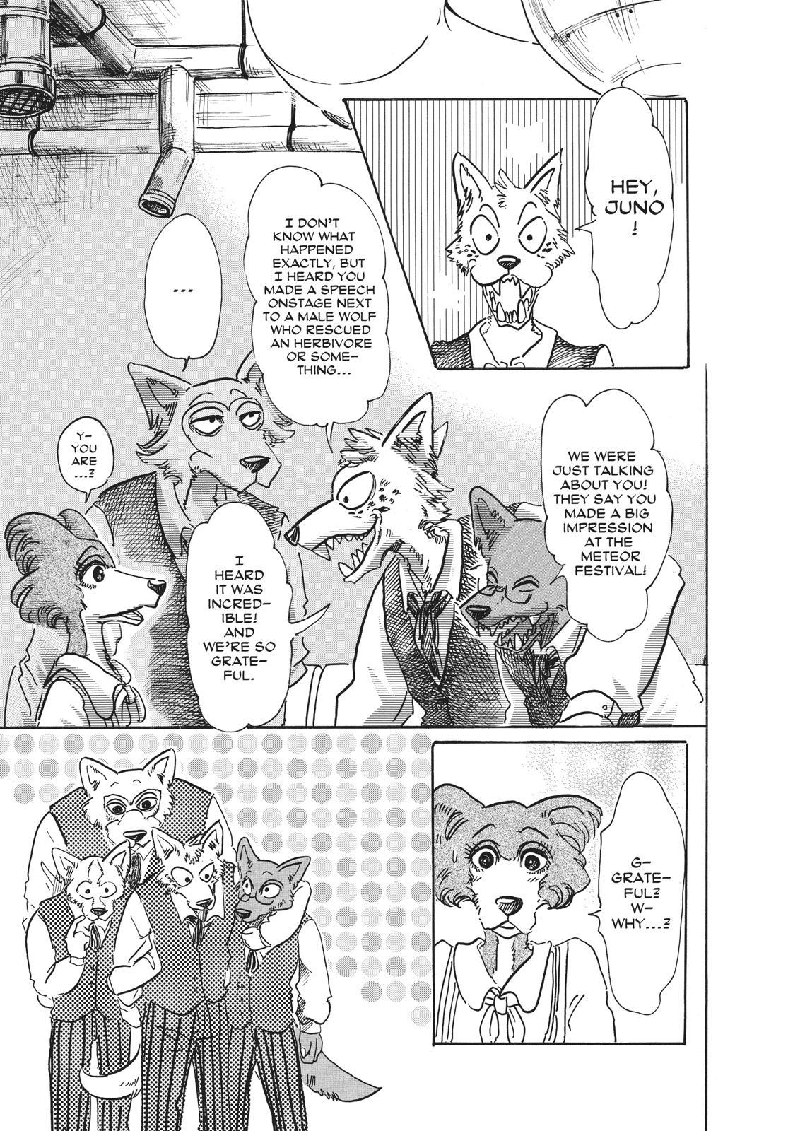 Beastars Manga, Chapter 52 image 012