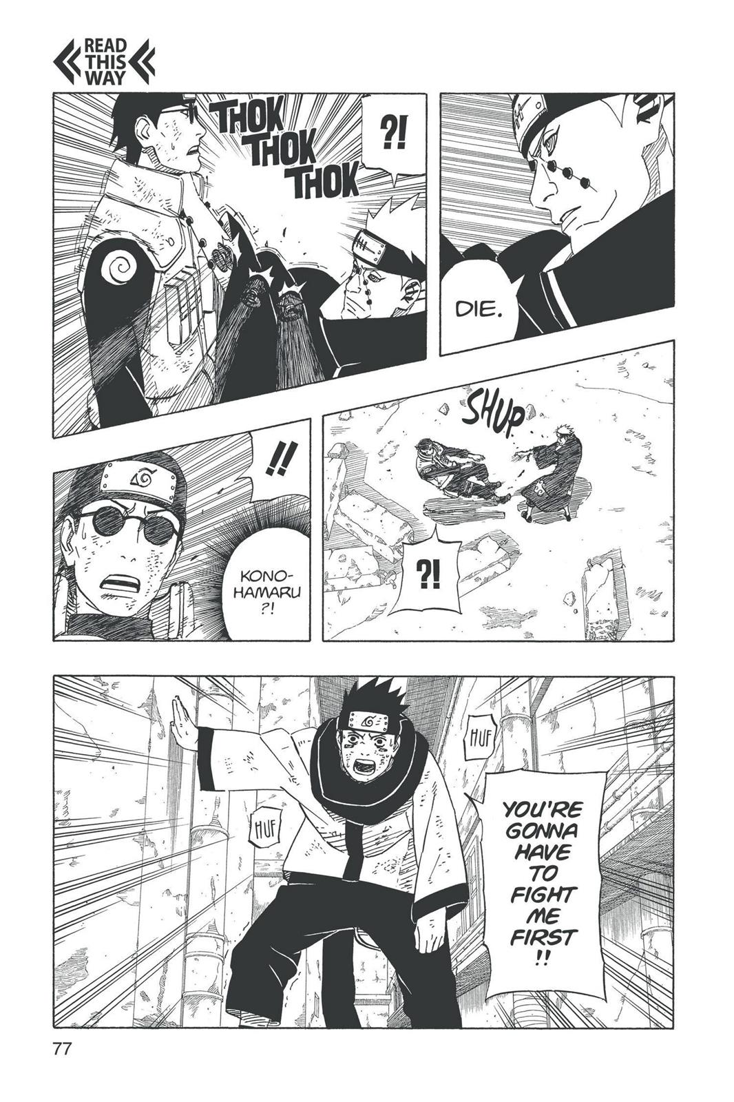 Naruto, Chapter 426 image 017