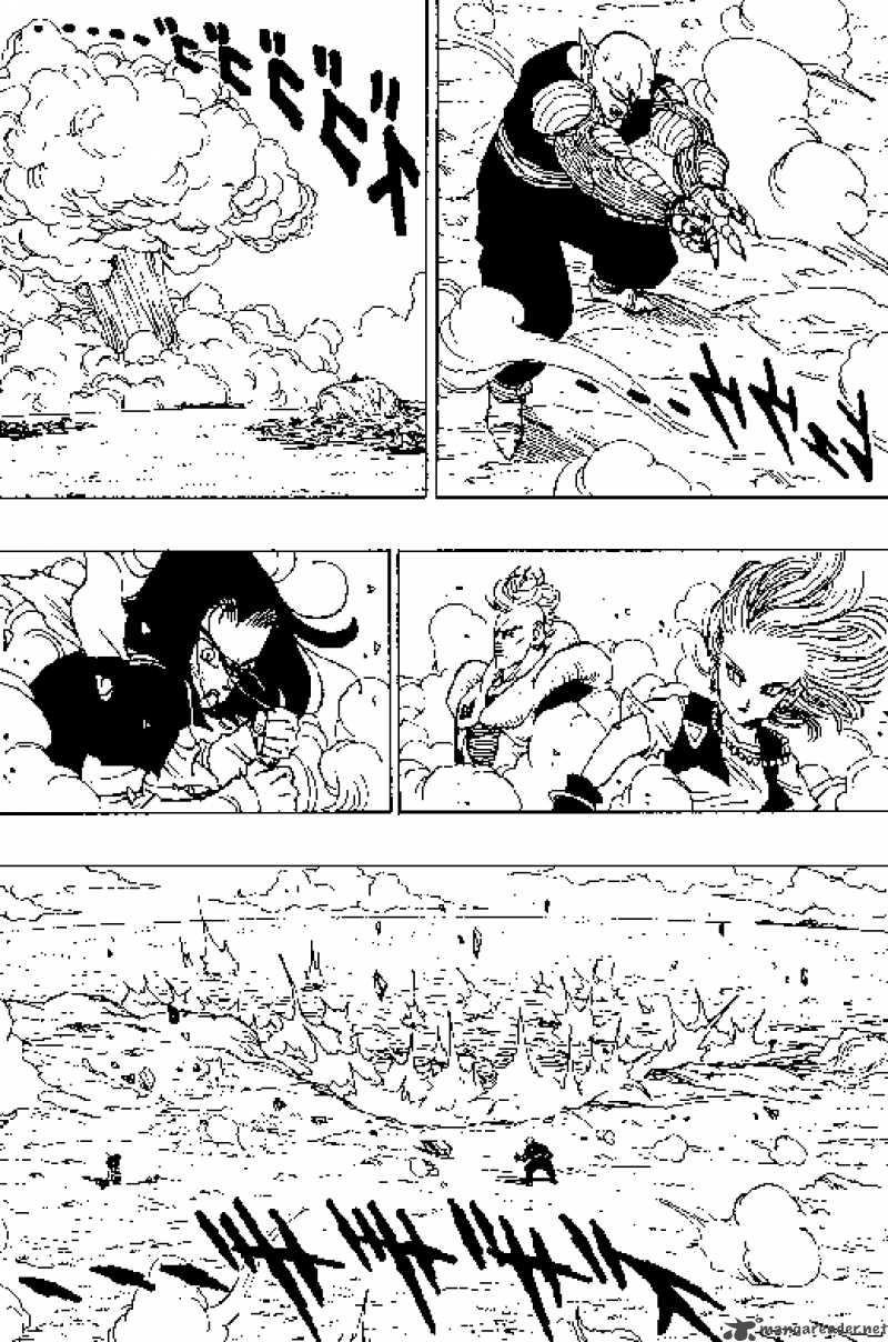 Dragon Ball, Chapter 370 image 009