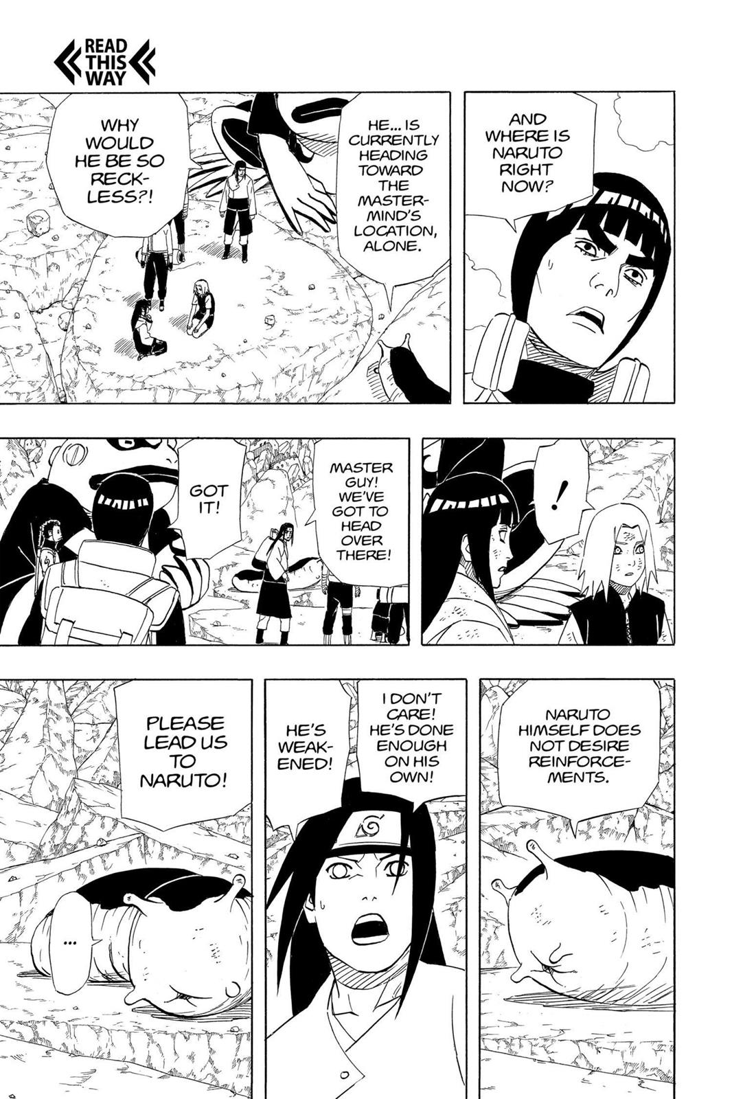 Naruto, Chapter 443 image 016
