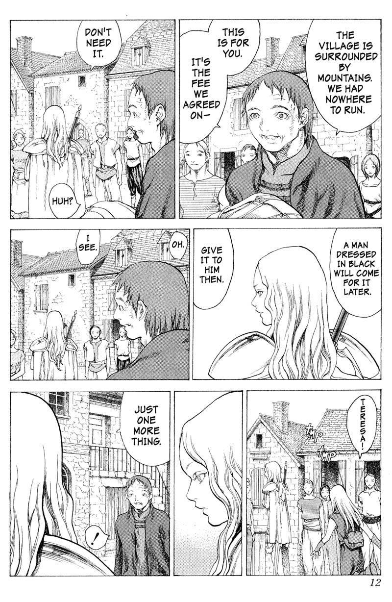 Claymore, Chapter 16 image 011