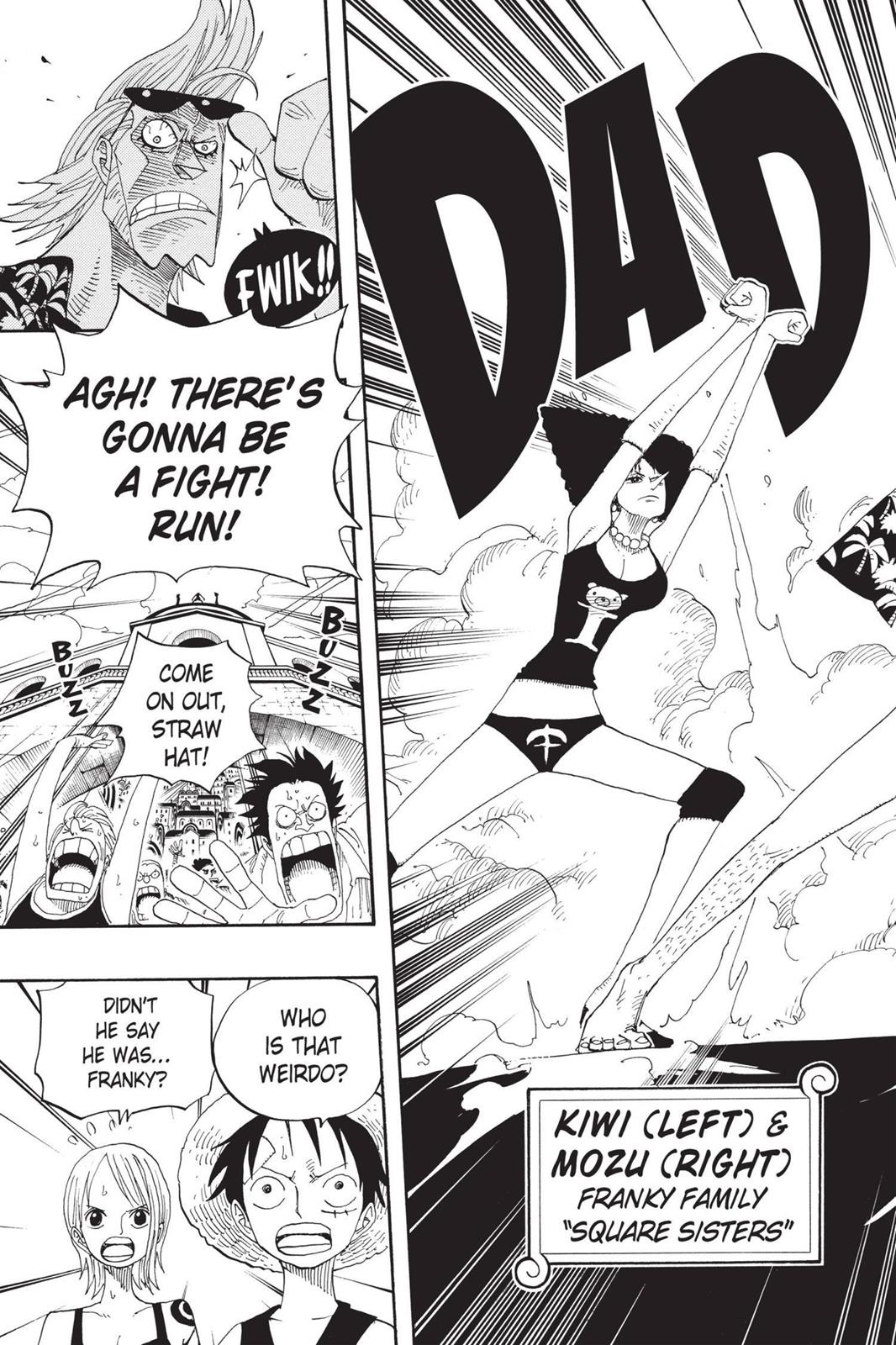 One Piece, Chapter 335 image 015