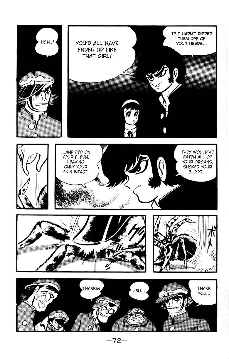 Devilman, Chapter 3 image 069
