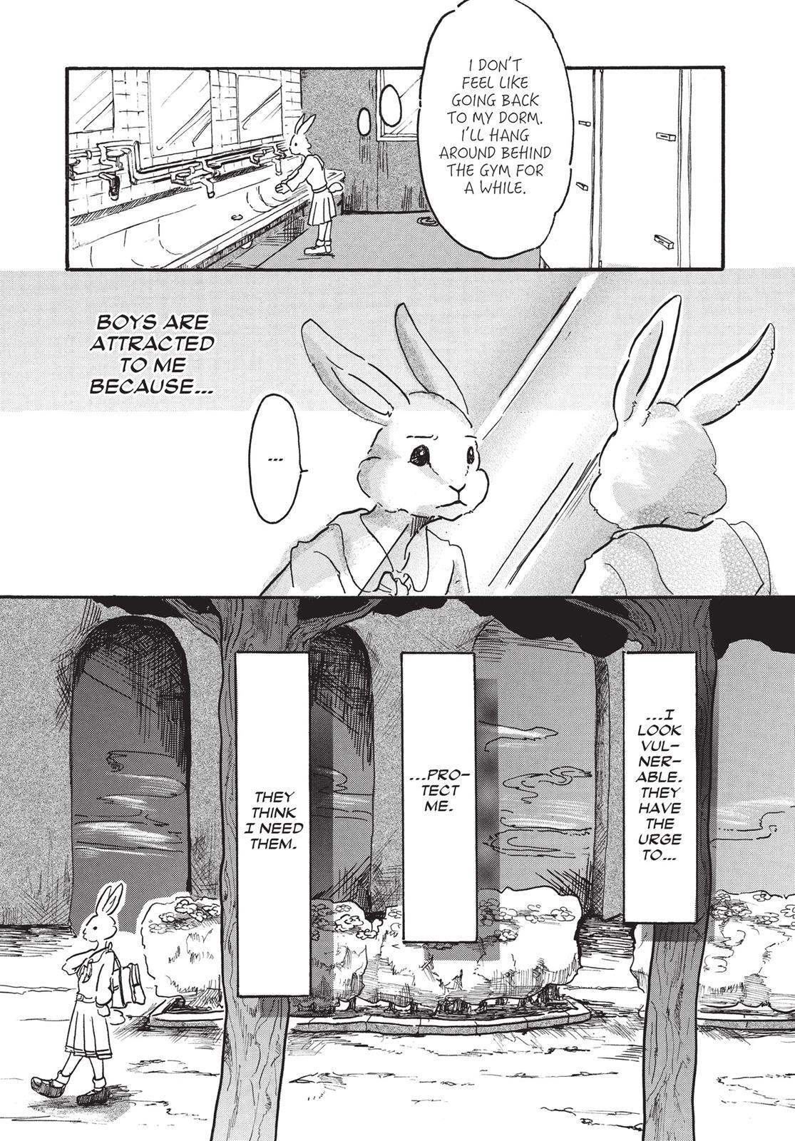 Beastars Manga, Chapter 4 image 015