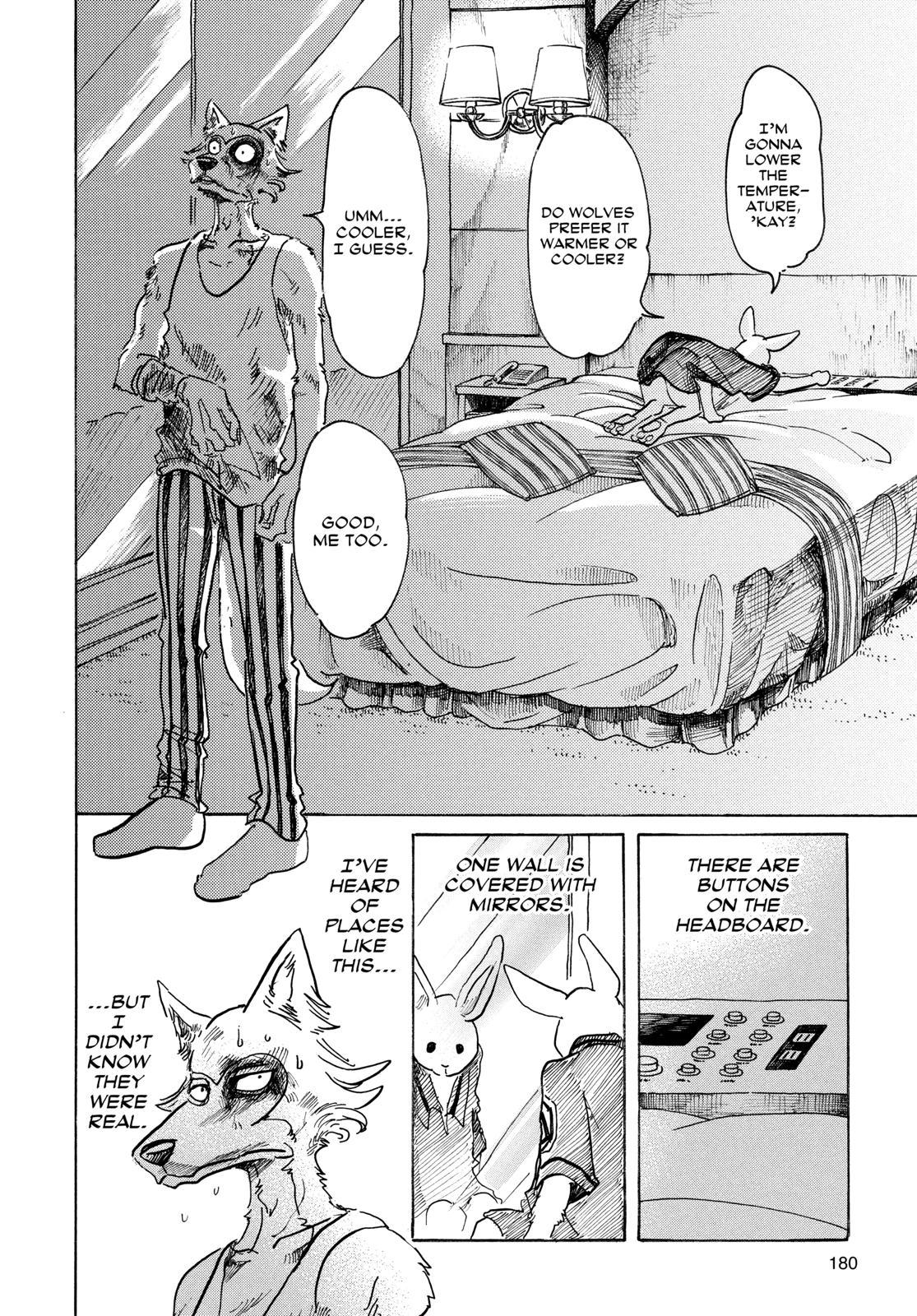 Beastars Manga, Chapter 43 image 012