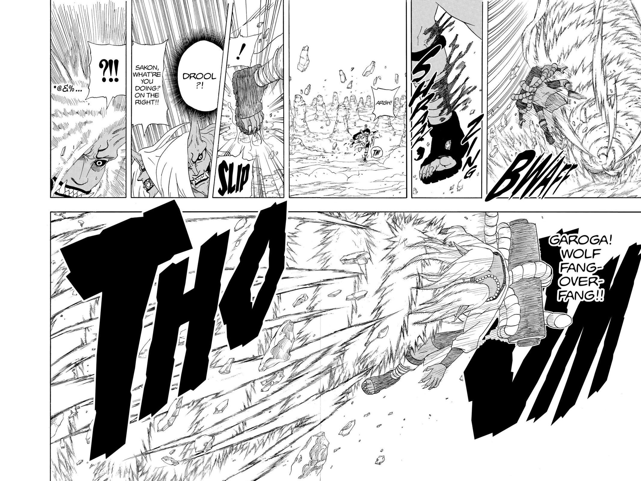 Naruto, Chapter 203 image 018
