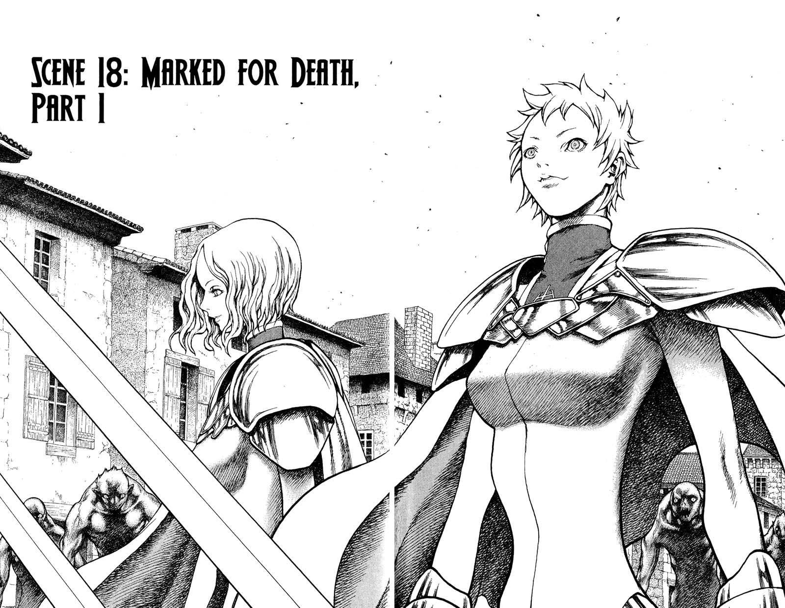 Claymore, Chapter 18 image 002