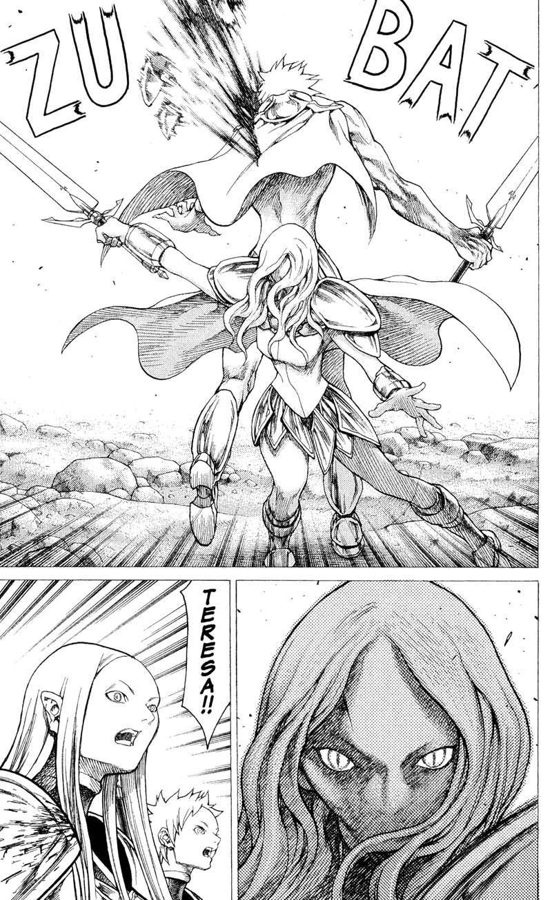 Claymore, Chapter 23 image 008