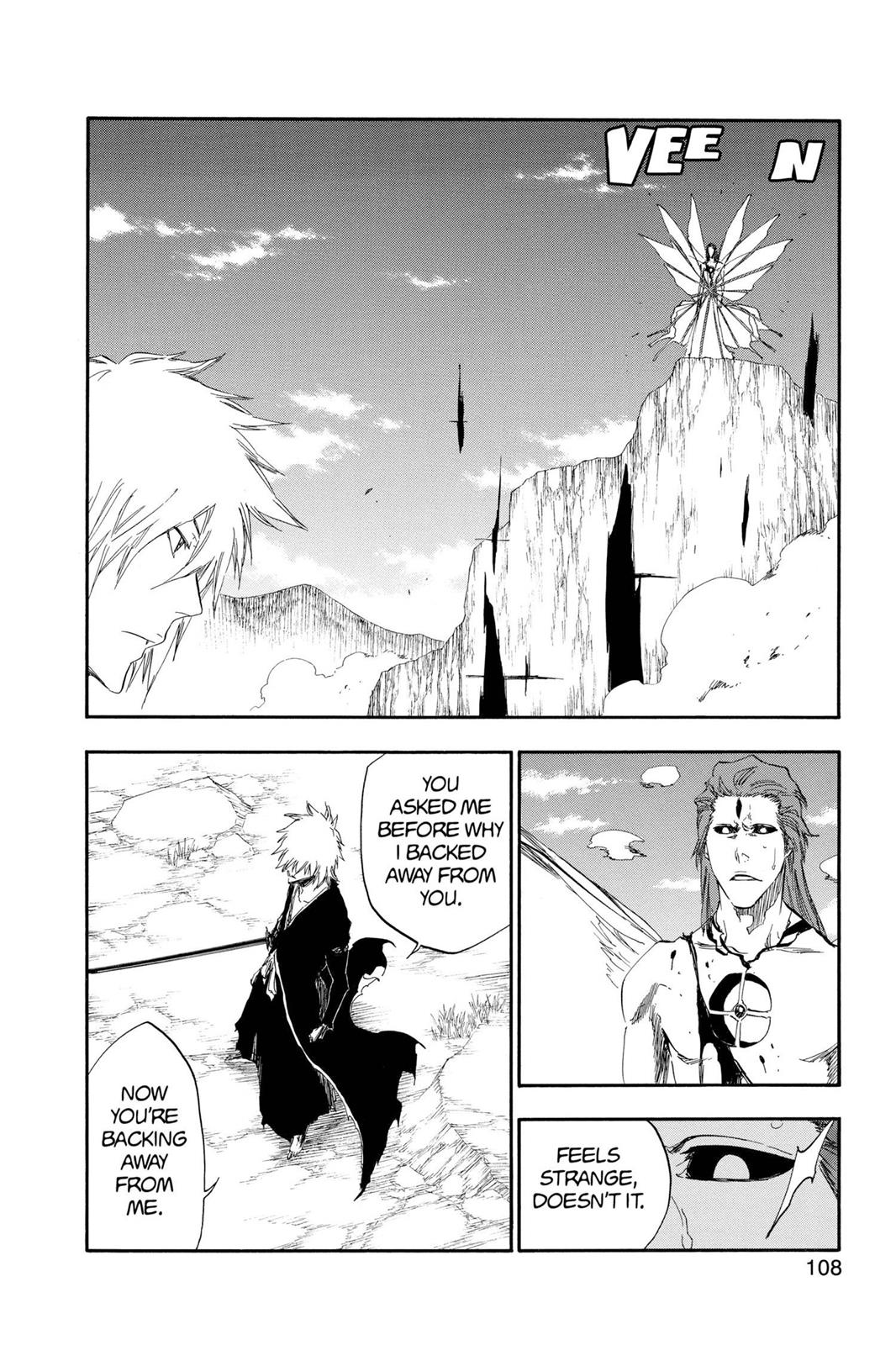 Bleach, Chapter 419 image 002