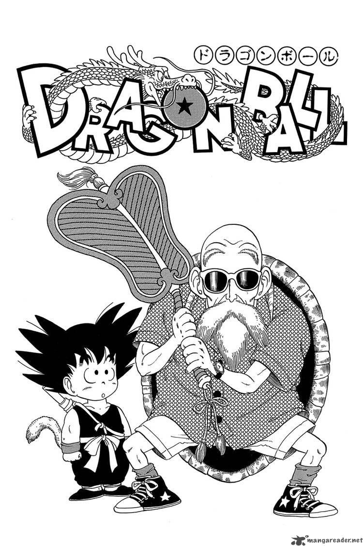 Dragon Ball, Chapter 14 image 017