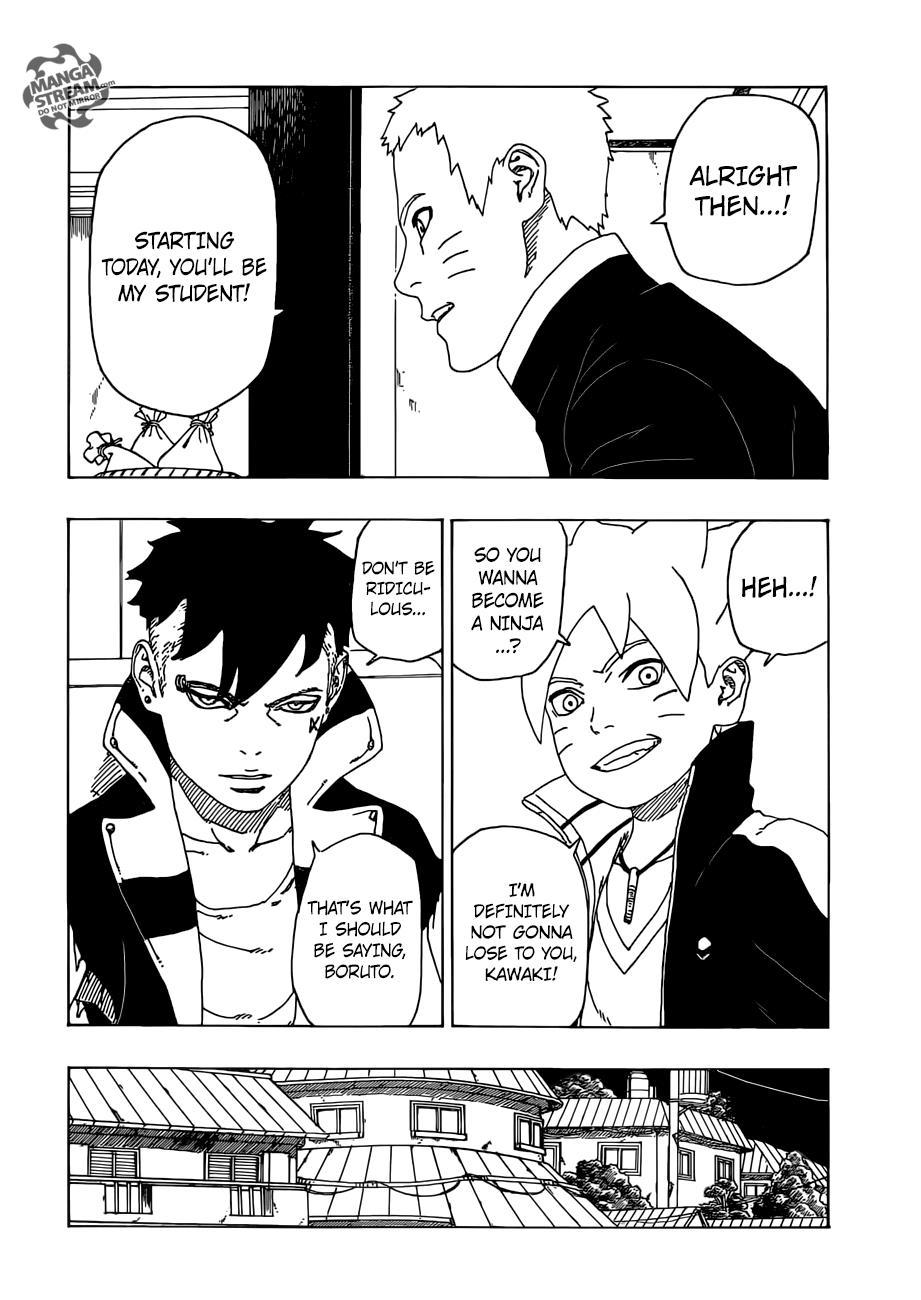 Boruto Manga, Chapter 34 image 029