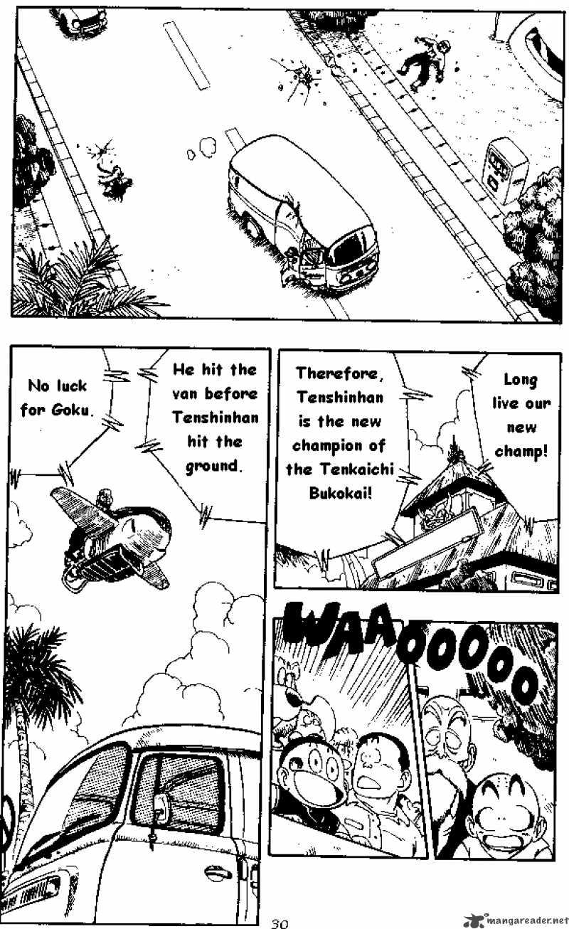 Dragon Ball, Chapter 134 image 009