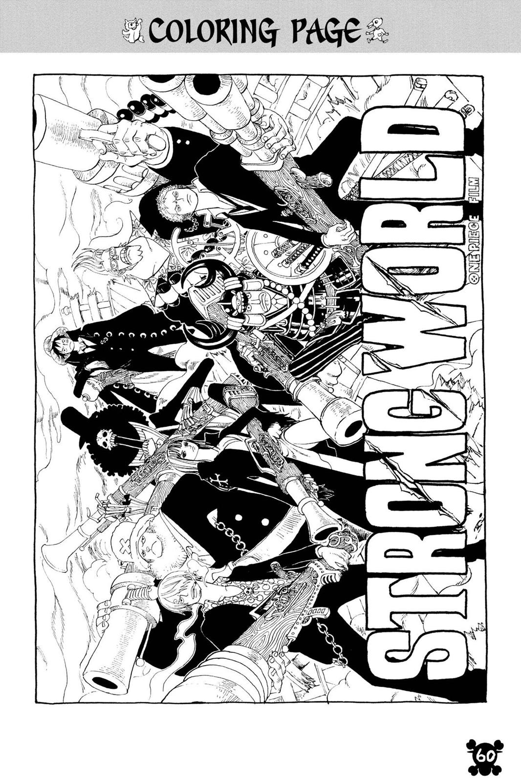 One Piece, Chapter 554 image 016