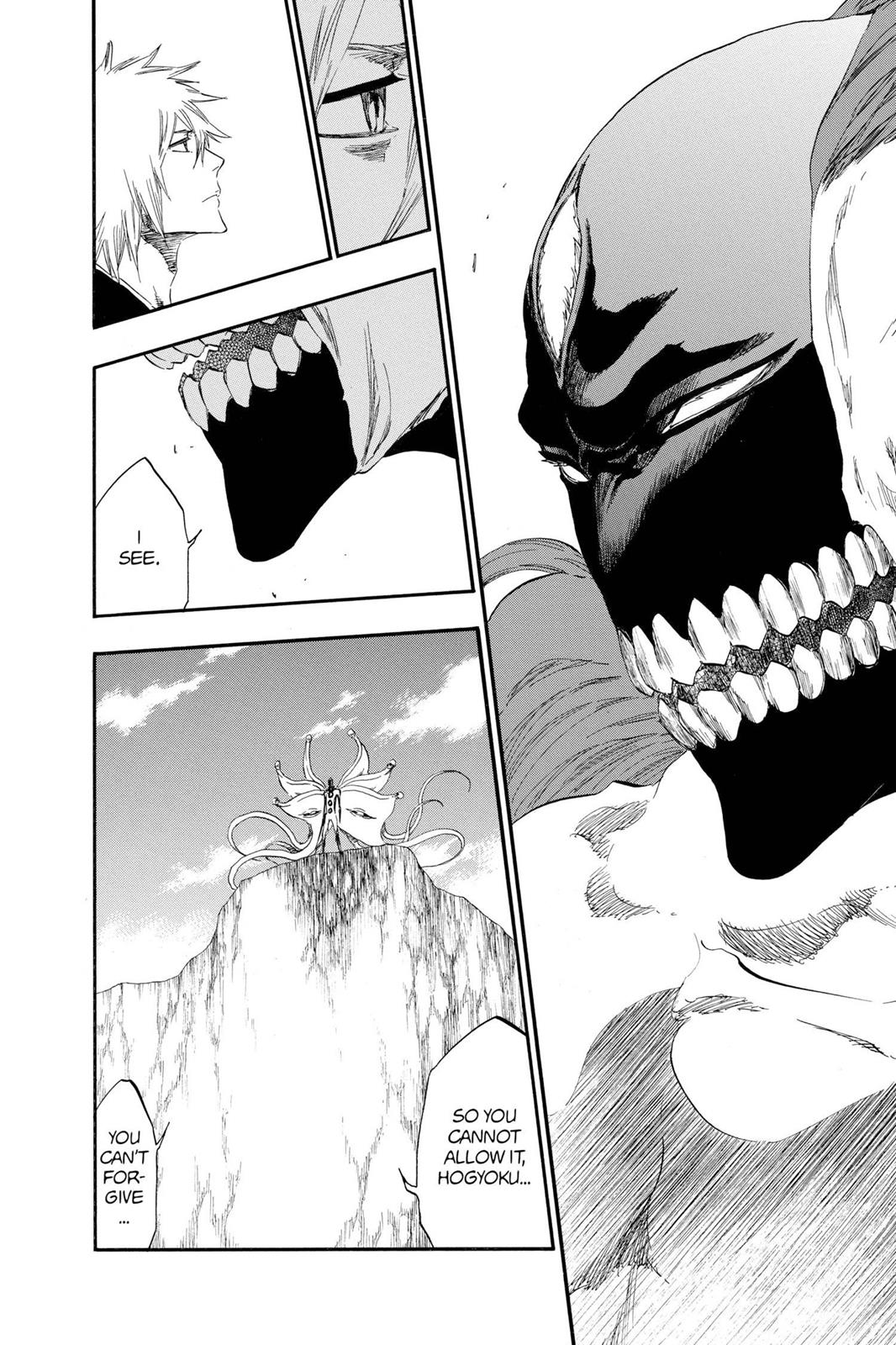 Bleach, Chapter 419 image 009