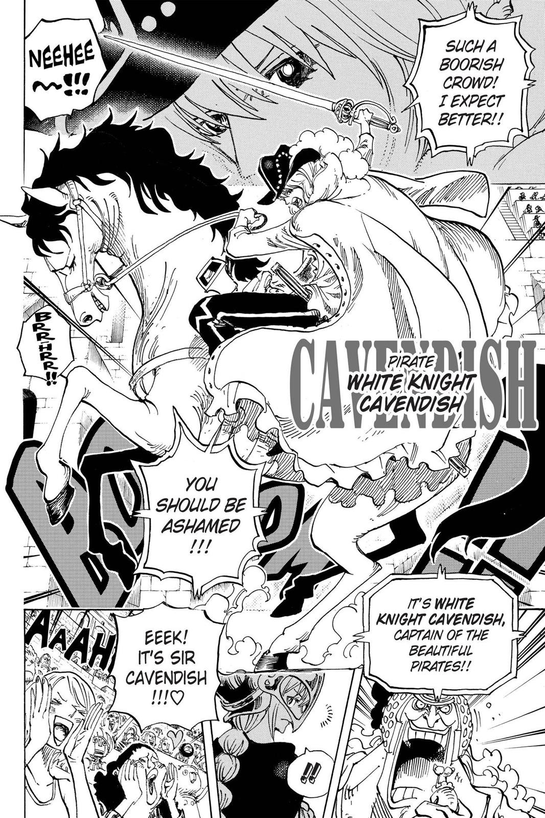 One Piece, Chapter 722 image 011