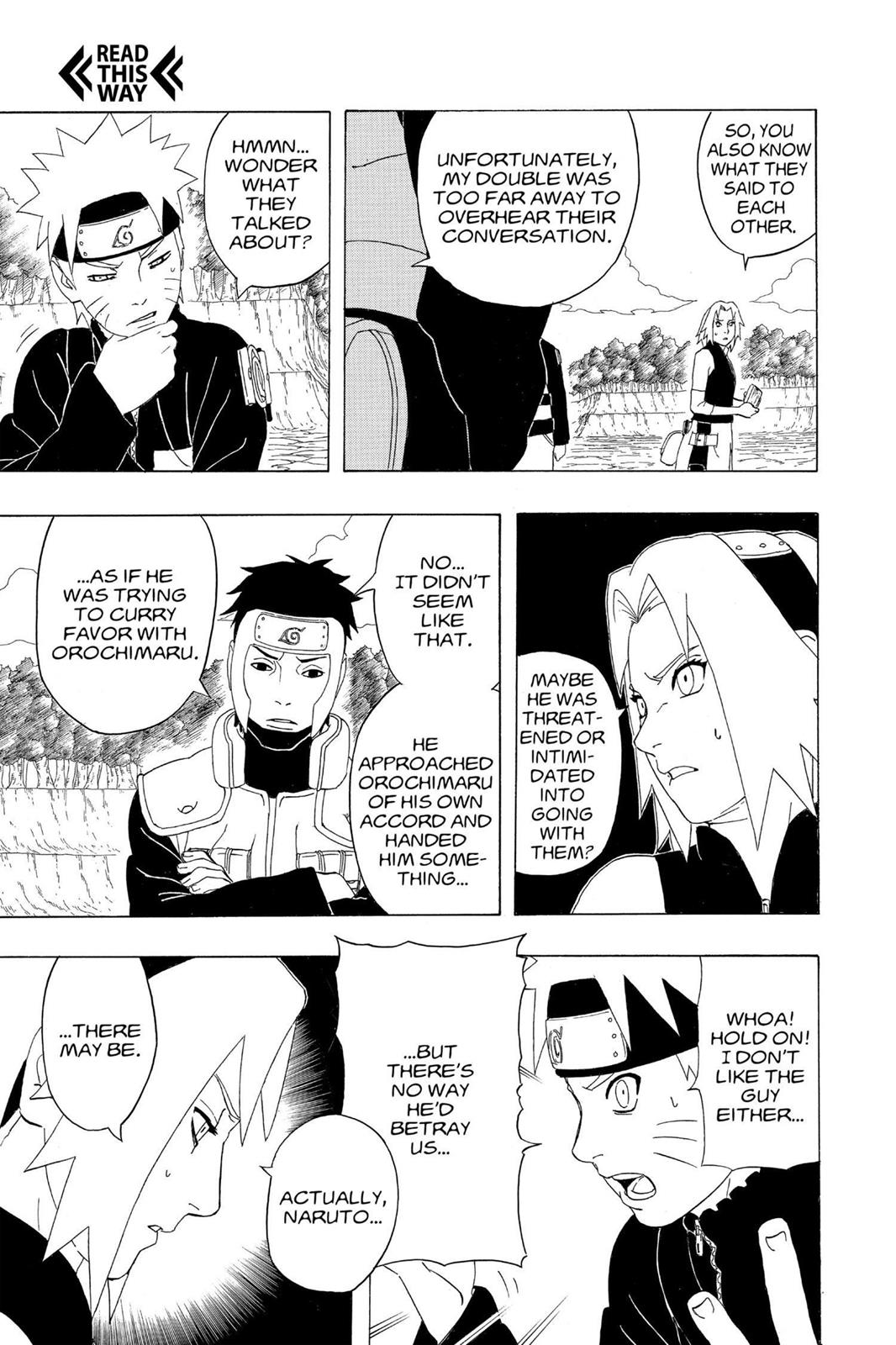 Naruto, Chapter 298 image 007